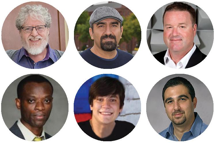 University of Miami Institute for Data Science and Computing Internship Program mentors