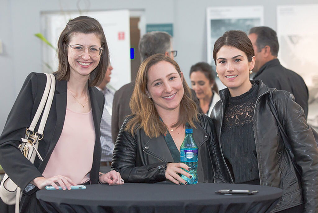 Group of UM Women at Smart Cities MIAMI