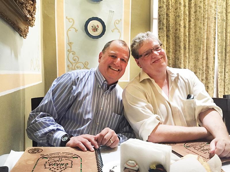 Ben Kirtman and Joel Zysman