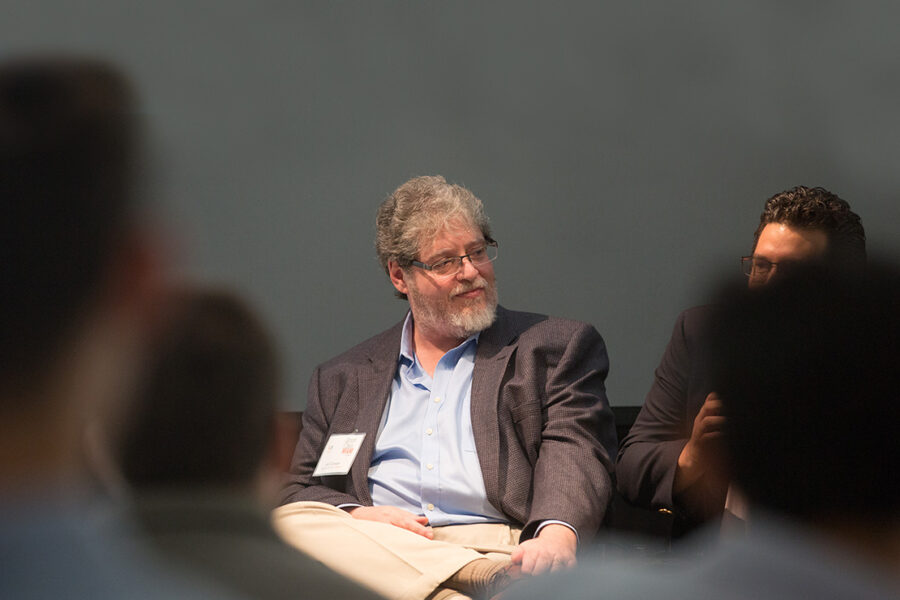 <span>People</span>IDSC Bids a Fond Farewell to Joel Zysman