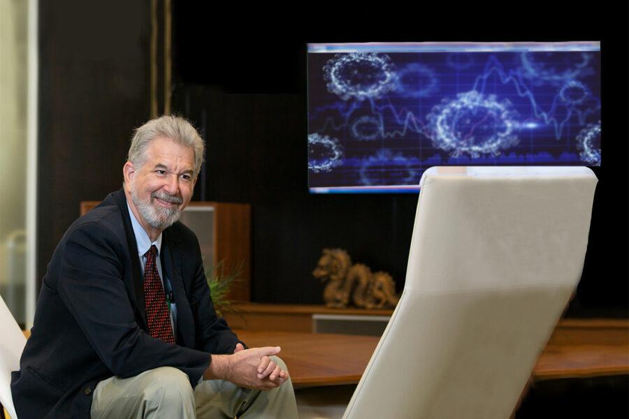 <span>Awards + Honors</span>Dr. Ken Goodman Named The Hastings Center Fellow