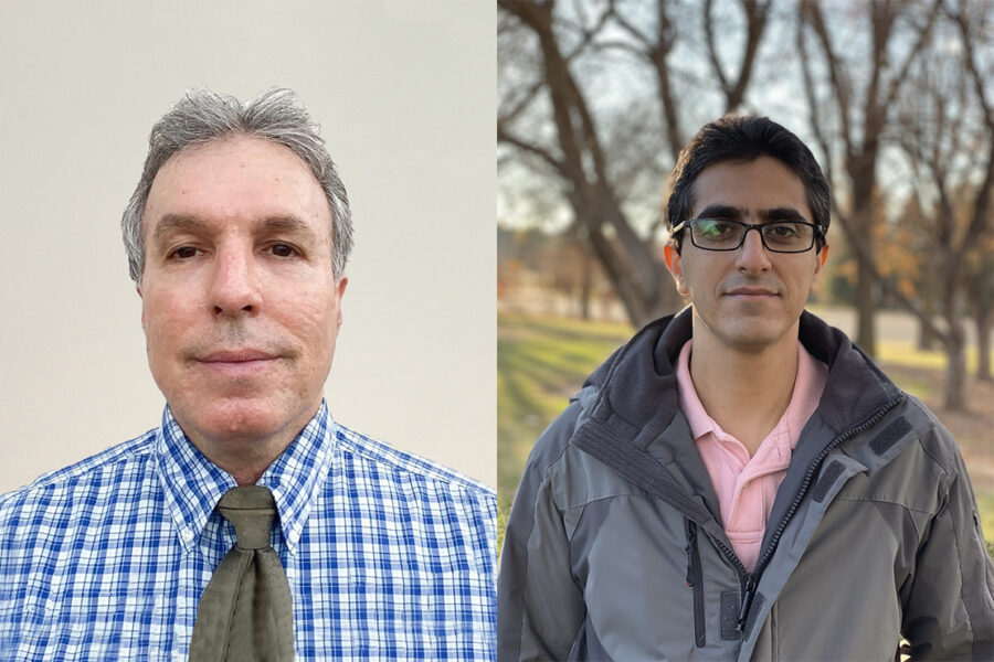 <span>People</span>IDSC Welcomes Melvin Ayala and Mostafa Zahed