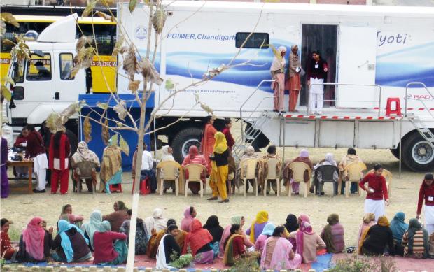 RAD-AID in India