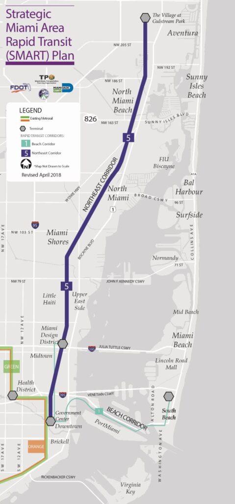 Miami-Dade's northeast corridor