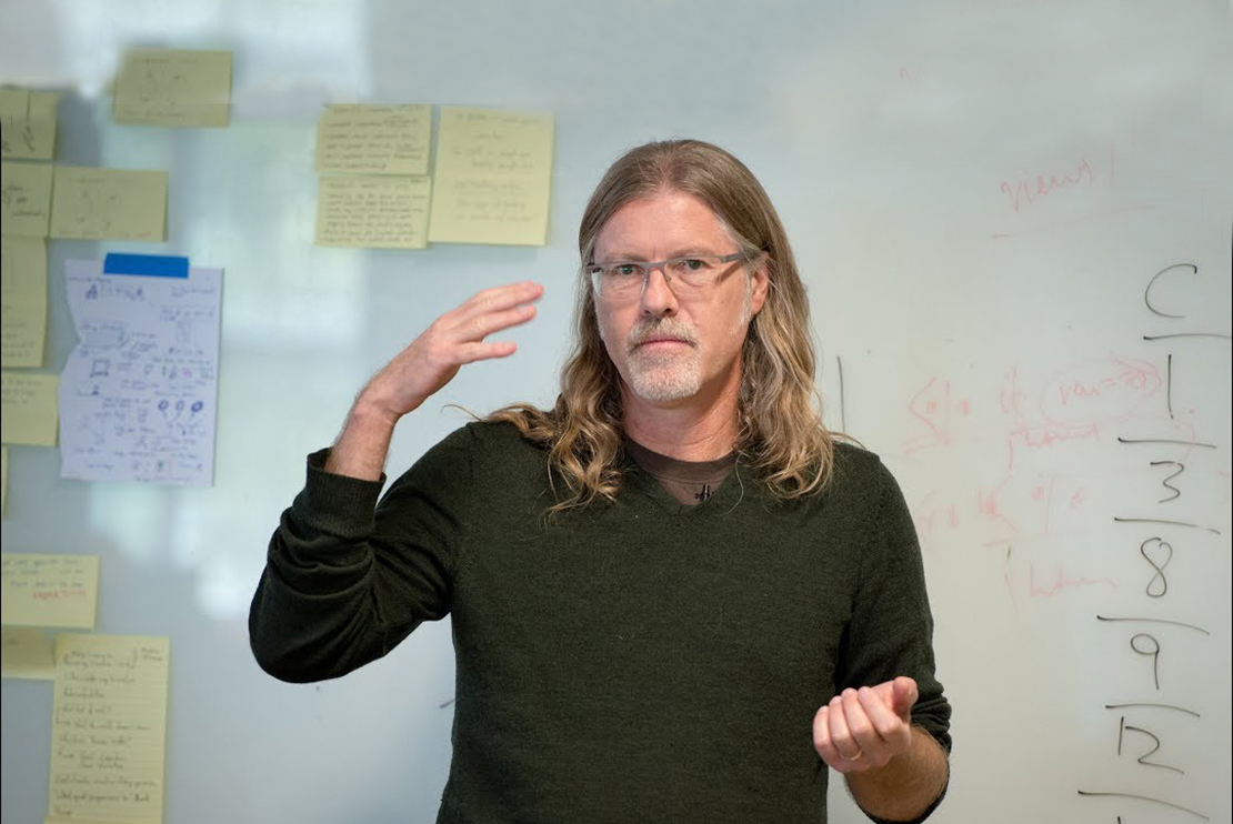 <span>Visualization</span>Data Citizens: A Distinguished Lecture Series presents Sheldon Brown