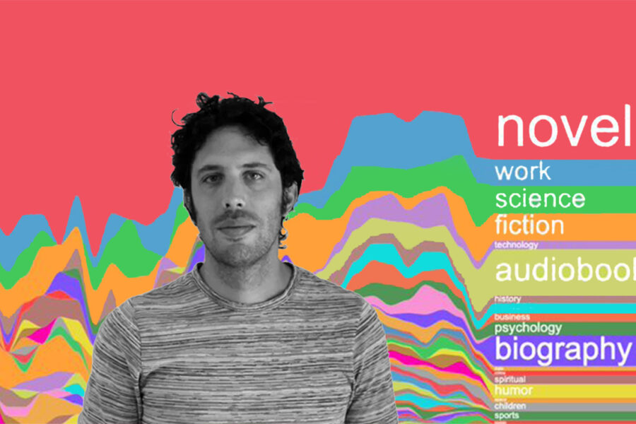 <span></span>Data Citizens: A Distinguished Lecture Series Presents Santiago Ortiz 9/23
